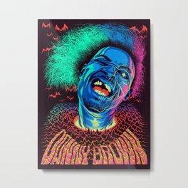 Danny Brown / Black Light Metal Print
