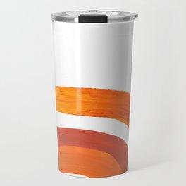 Sherbet Sunset Travel Mug