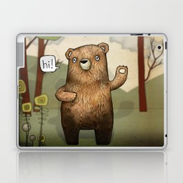 The Little Bear Laptop & iPad Skin