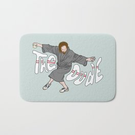 The Dude - The Big Lebowski Bath Mat