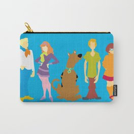 Scooby Do Gang Carry-All Pouch