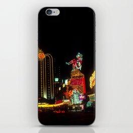 Las Vegas Lights iPhone Skin