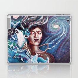 Nature Loves Courage Laptop & iPad Skin