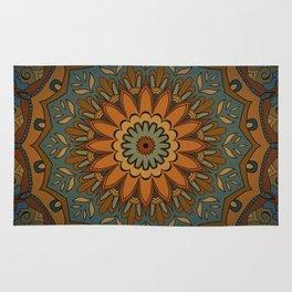 Moroccan sun Rug
