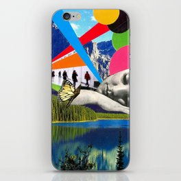 Dreaming Is Free iPhone Skin
