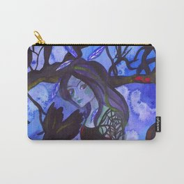 Ravenwitch - Shades of Blue Carry-All Pouch