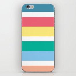 Bondi Stripe iPhone Skin