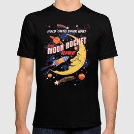 Rocket Moon Ride (vintage) T-shirt