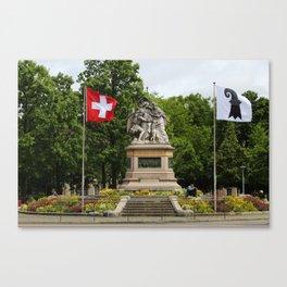 SBB  Canvas Print