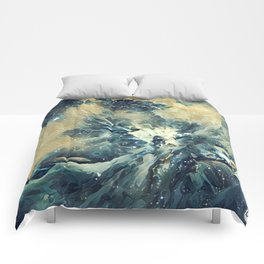ALTERED Sharpest View of Orion Nebula Comforters