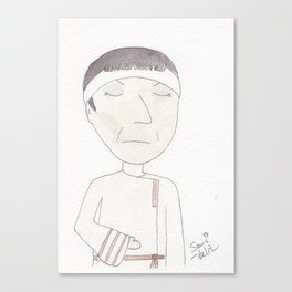 Spock - They Are Not The Hell Your Whales Canvas Print