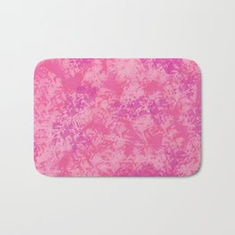 Cotton Candy on Ice Bath Mat