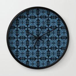 Niagara Quilt Wall Clock