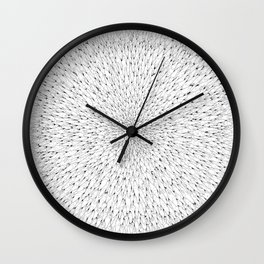 Roches #2 Wall Clock