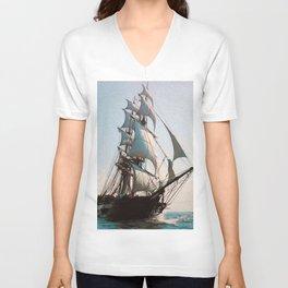 Black Sails Unisex V-Neck