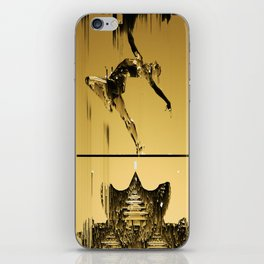 FROM ME TO YOU (ALT) iPhone Skin
