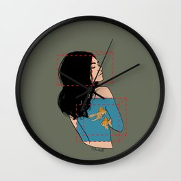 rediscover Wall Clock