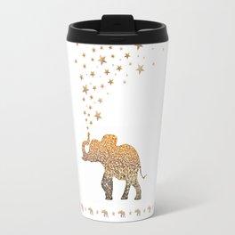 GOLD ELEPHANT Travel Mug