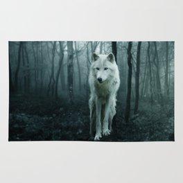 Wolf Rug