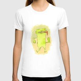 Black Nails Monster T-shirt