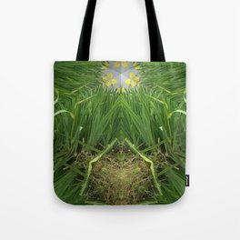 Butterfly Nest Tote Bag