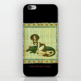 Cleopatra 4 iPhone Skin