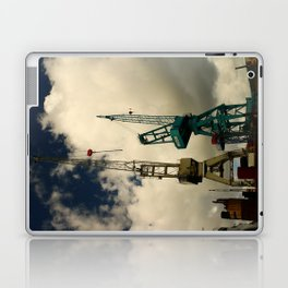 Harbor Crane Laptop & iPad Skin
