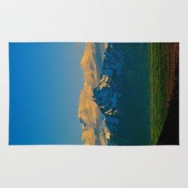 Pioneer Peak - Mat-Su Valley Rug