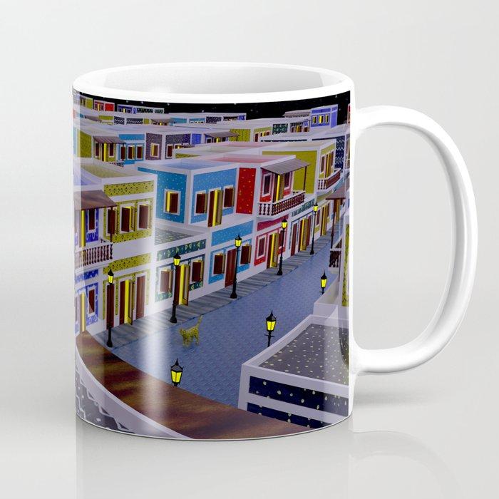 Vejigante City Coffee Mug