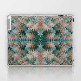 South Western Abstract Mirrored Wavy Pattern Laptop & iPad Skin
