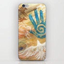 Inner Journey iPhone Skin