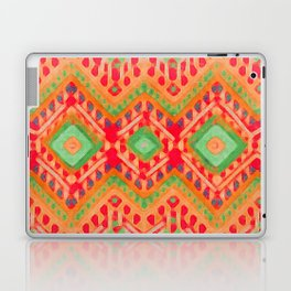 itzel - candy + lime Laptop & iPad Skin