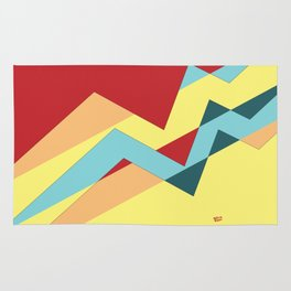 ABSTRACT PUZZLE #minimal #art #design #kirovair #buyart #decor #home Rug