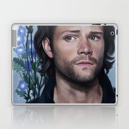 Jared Padalecki. Flowers Laptop & iPad Skin