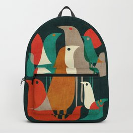 Flock of Birds Backpack