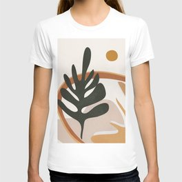 Abstract Plant Life I T-shirt