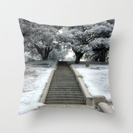 Stairway to... Throw Pillow
