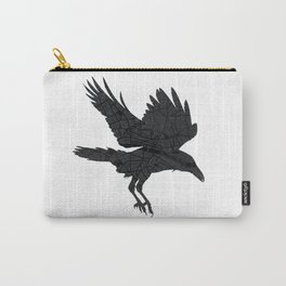 London, as the Raven Flies Carry-All Pouch