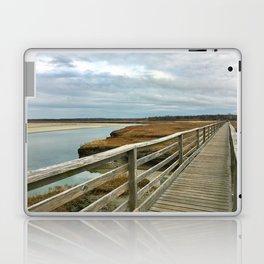 Gray's Beach Boardwalk Laptop & iPad Skin