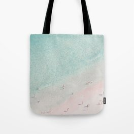 beach - summer of love III Tote Bag