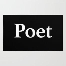 Poet inverse Rug