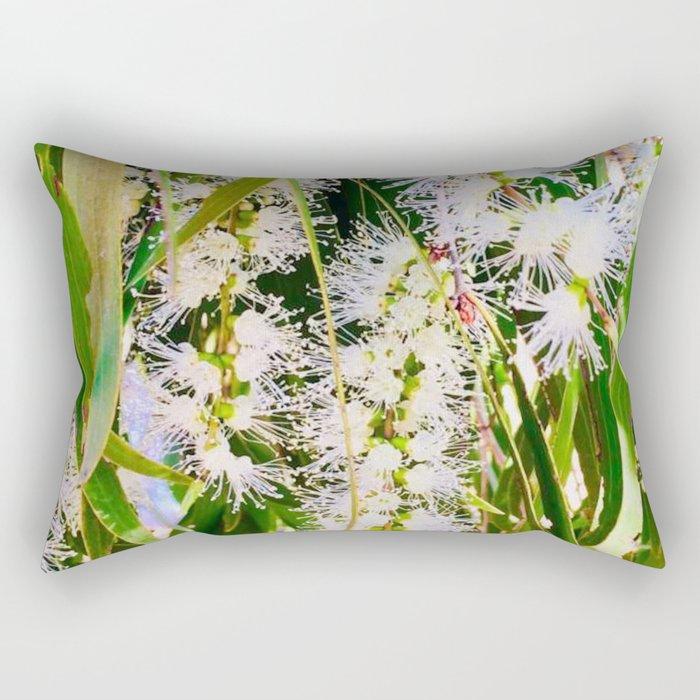 Bottlebrush Serenity Rectangular Pillow