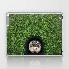 Little Hedgehog in the Hedge Laptop & iPad Skin