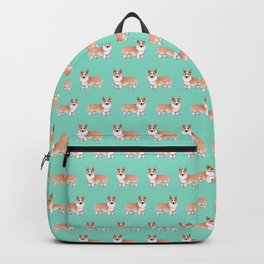 Pembroke Welsh Corgi dog Backpack