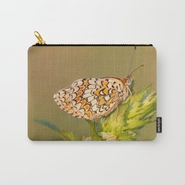 Knapweed Fritillary Carry-All Pouch