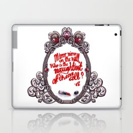 Who is the naughtiest of them all? Laptop & iPad Skin
