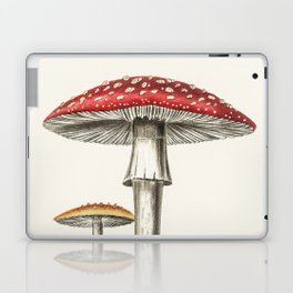 The Real Mushroom Laptop & iPad Skin