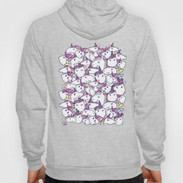 a lot of unicorns Hoody