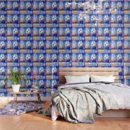 Rainbow Butterfly Wallpaper