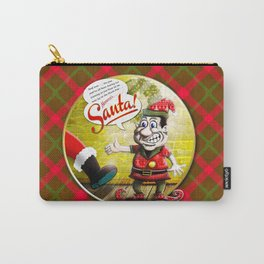 Here's Santa! Carry-All Pouch
